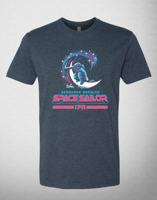 SeaQuake Space Sailor Tee Shirt